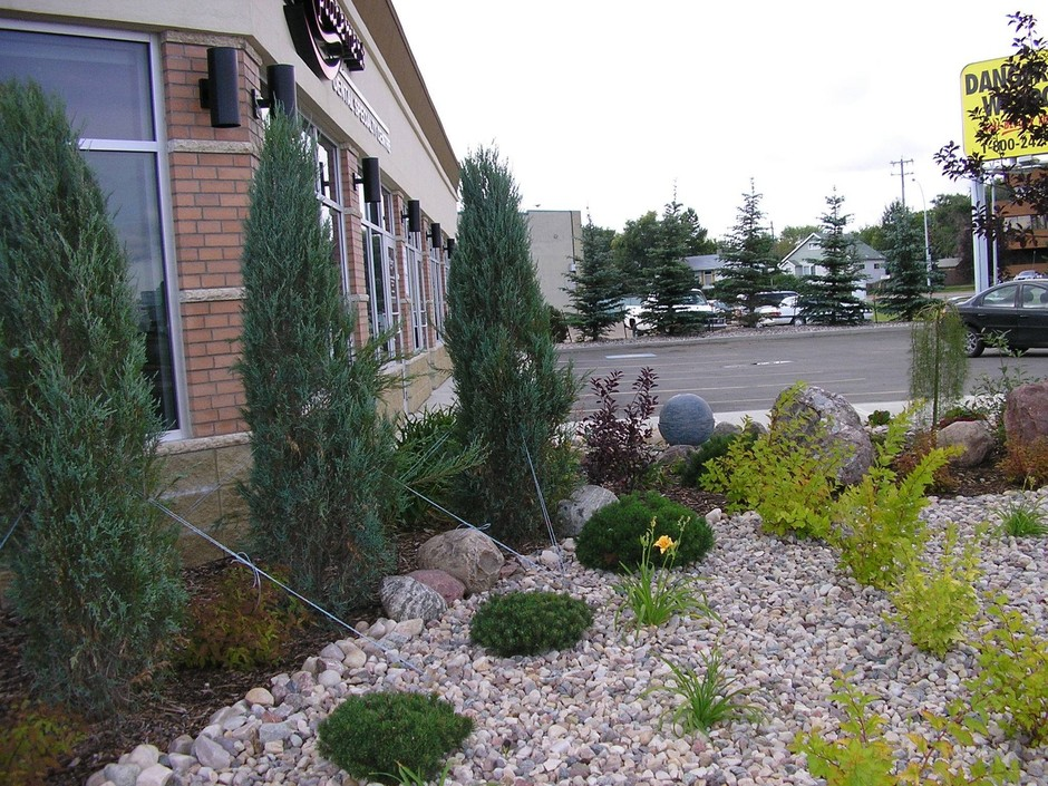 Commercial Landscaping Projects Earthworm Landscape