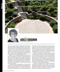 Adele profiled in Outdoor Lifestyle Magazine
